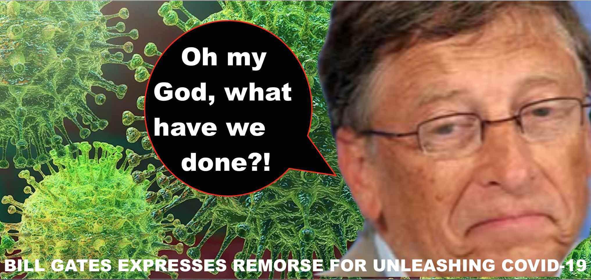 Роберт Ф. Кеннеди младший: Самые страшные вспышки эпидемий связаны с вакцинами, профинансированными Б. Гейтсом 1-gates-corona