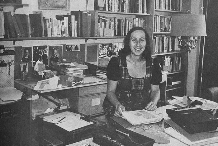 Mae Brussell: A Forgotten Superhero
