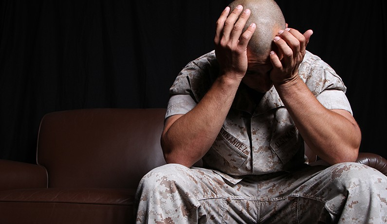 Veterans With PTSD Could Get A Better Night's Sleep With This App