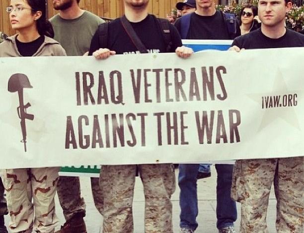Iraq Veterans Against the War Rise