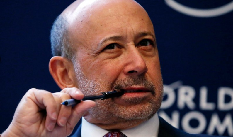 Goldman Sachs in Libya–Another Racket by the Dreadful Few
