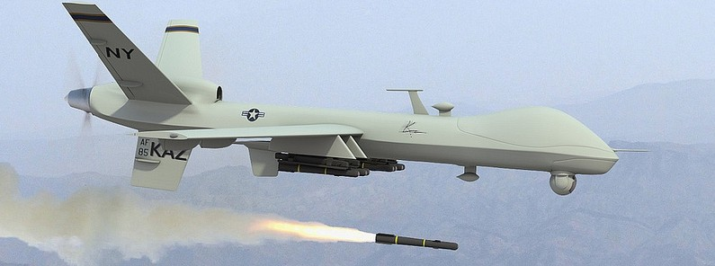 Hundreds of Drone Operators Quit Air Force