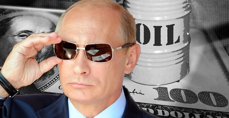 Putin's Opportunity to Bust the US Petro Dollar