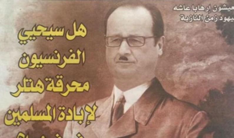Hollande as Hitler?