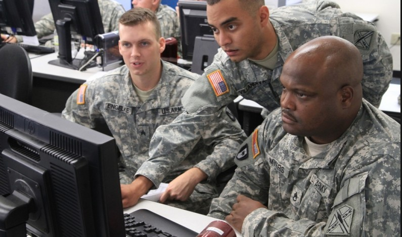Internet Takeover Video Jammed by Army Cyber-Warriors