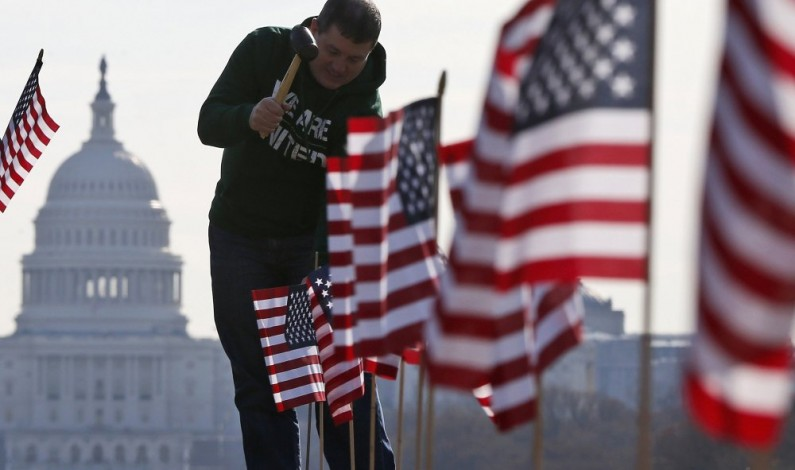 Senate to take up bill aimed at reducing veterans' suicide