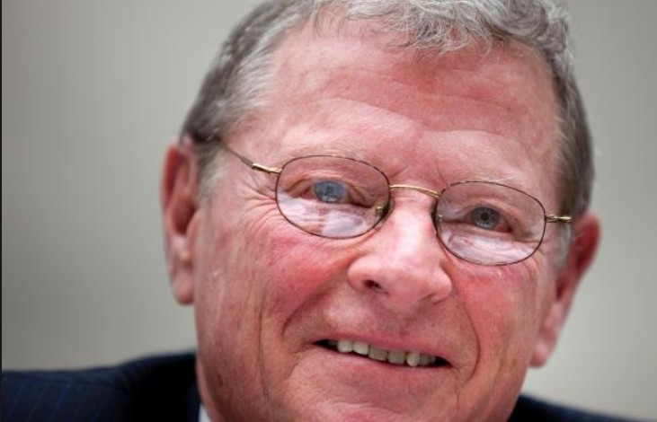 Climate-sceptic US senator given funds by BP political action committee