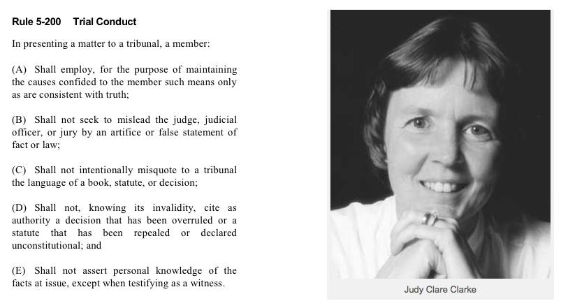 Judy Clare Clarke