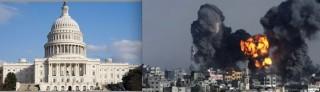 Washington vs. Gaza