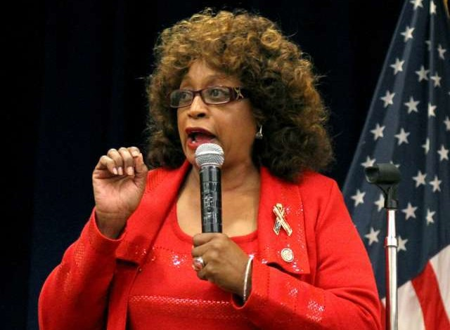 Corrine Brown Introduces Legislation for Expanding Counseling Services for Women Veterans