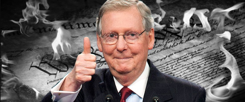 PETITION:  We The People To File Charges Against 47 U.S. Senators for Treason