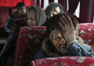 The West will never live down it's cruelty to these SE Ukraine people.