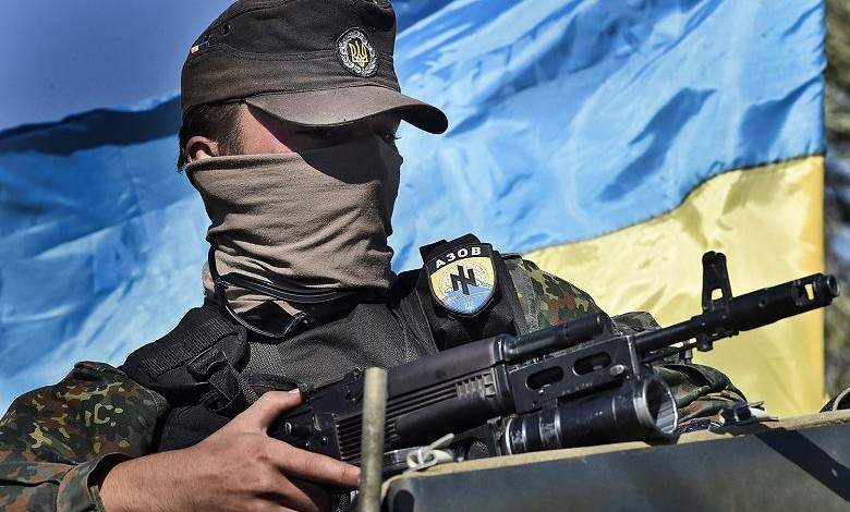 Ukrainian Army commanders asking Donbass self-defence to open fire at Azov battalion