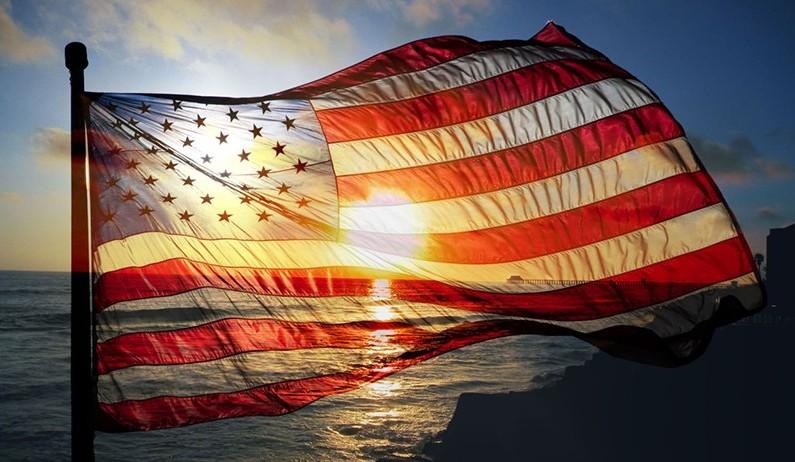 America; The Beautiful