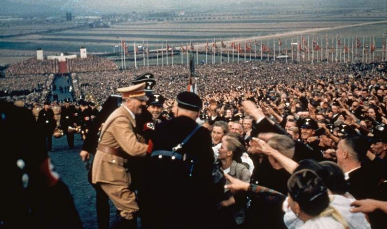 Hitler's Mein Kampf to Return to Germany?