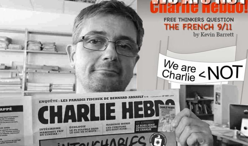 Canada Bans Charlie Hebdo Conspiracy Theories