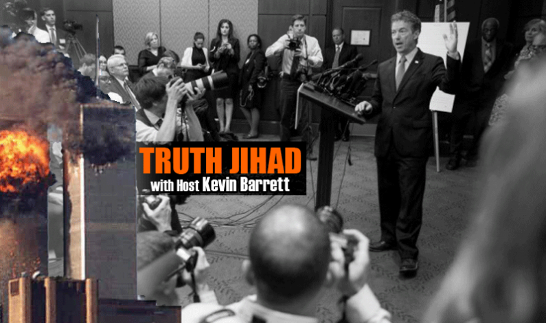 Truth Jihad: Rand is Right, Release the 28 pages and expose 9/11!