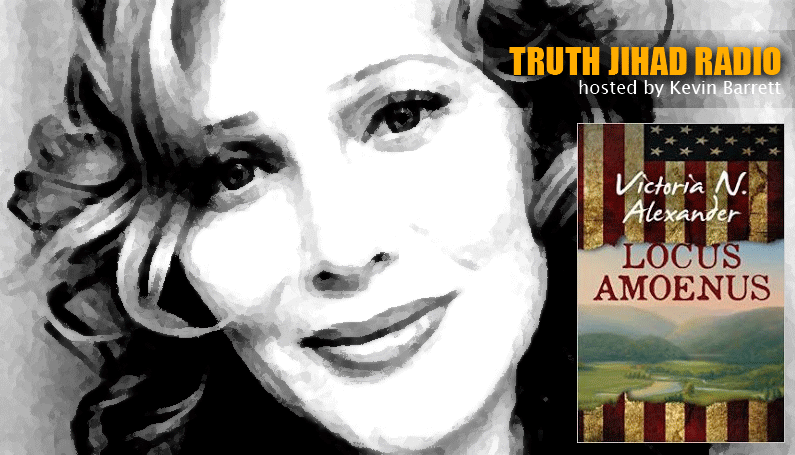 "Truth Jihad: Victoria Alexander on her brilliant 9/11-themed novel ""Locus Amoenus"""