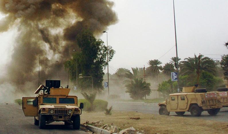 Recent Sinai Attacks; killing the beast