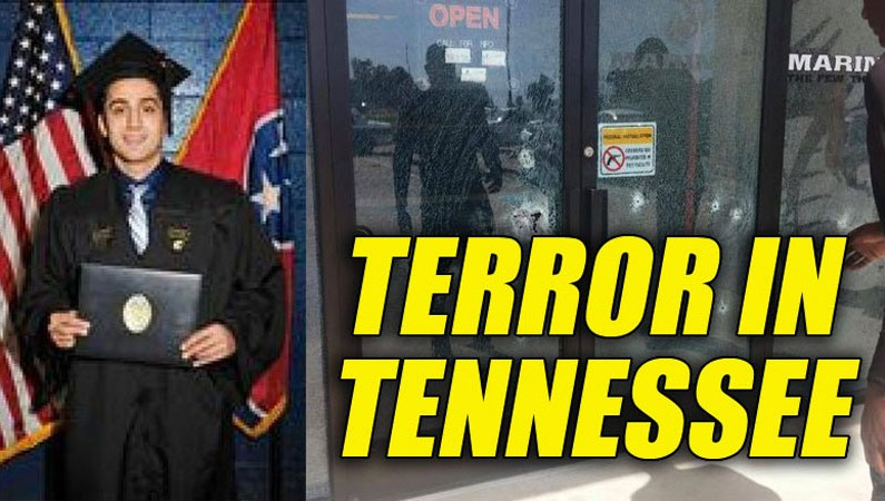 Muslims of America Condemn Chattanooga Massacre on Military Facilities