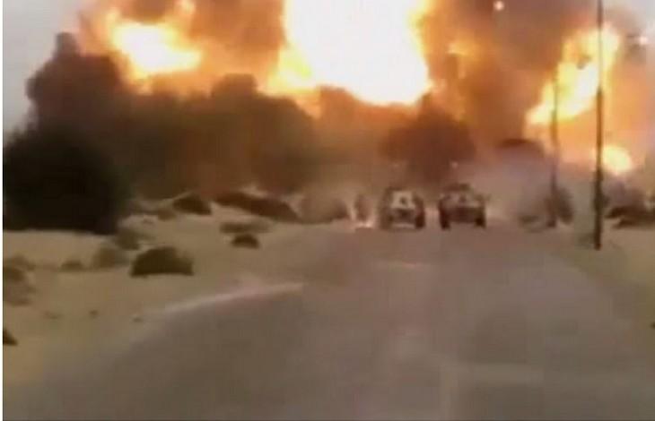 Israel:  Egypt Asking Israel to Bomb Gaza Again