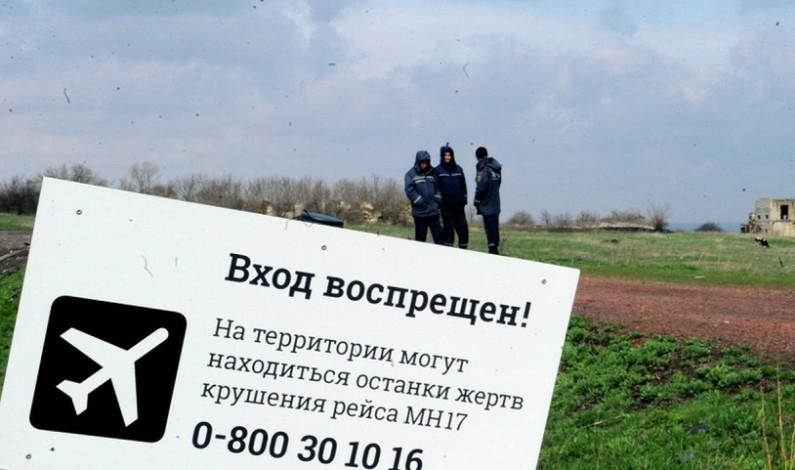 Russia:  Plane Shot Down MH17