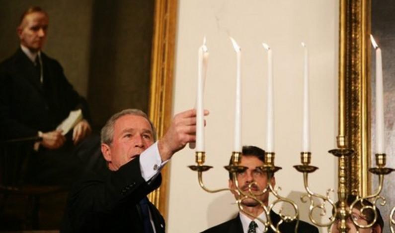 George W. Bush Proves War is a Racket