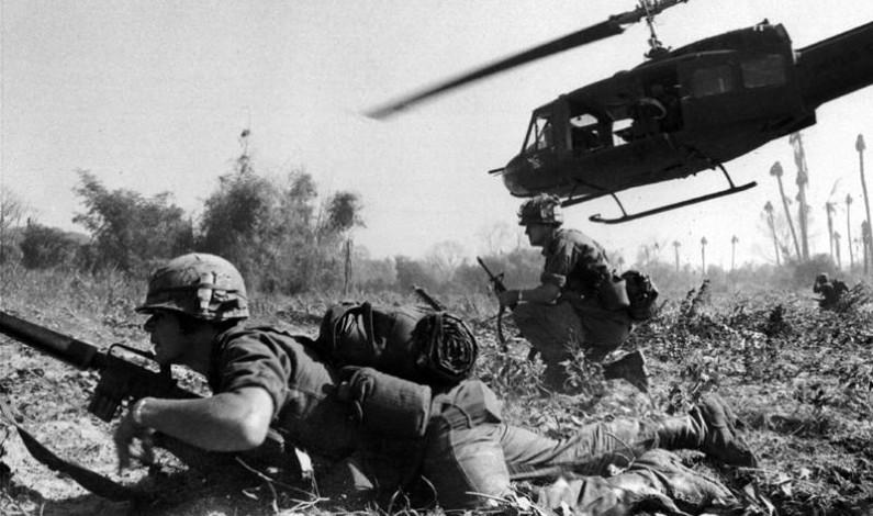Vietnam War Veterans Have Found the Enemy