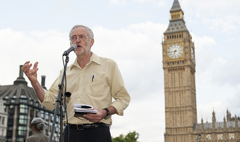 While Jeremy Corbyn is attacked for past links to Hamas and Hezbollah