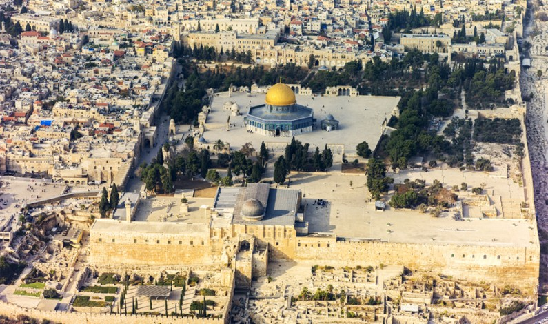 Jerusalem: Nothing holy about the holy city