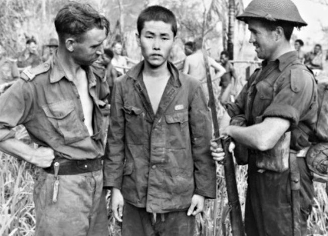 American Soldiers Brutally Raped Japanese Women During World War II