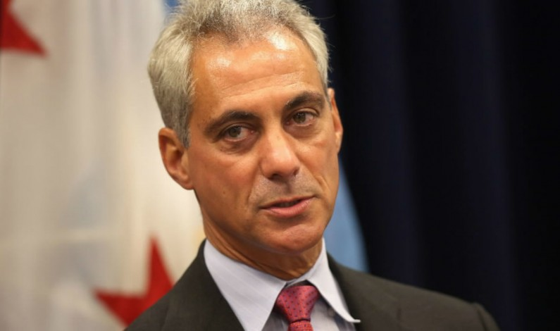Rahm Emanuel – Iran nuclear agreement superior to bombing, sanctions