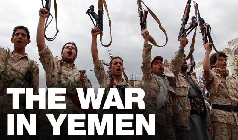 The Battle for Sanaa – the tale of a resistance in Yemen