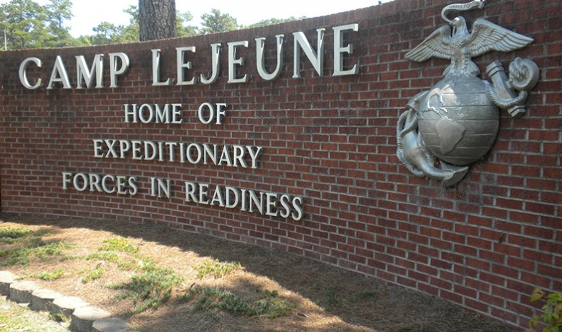 About 15,000 Vets Eligible for Camp Lejeune Benefits