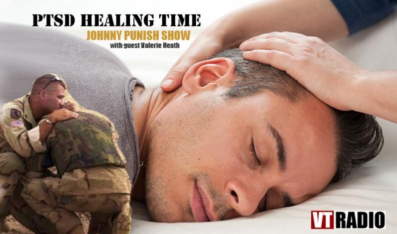 Johnny Punish Show:   PTSD Holistic Healing with Veterans Health Provider Valerie Heath
