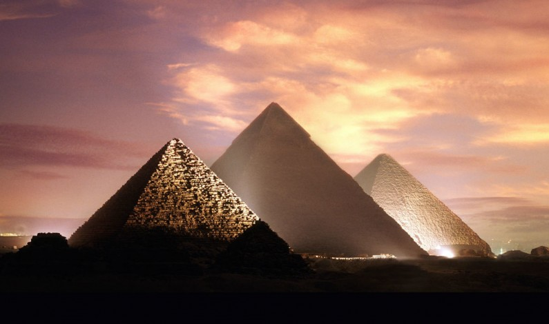 Shadow of Nemesis: Pyramids of Giza and Lies of Empire