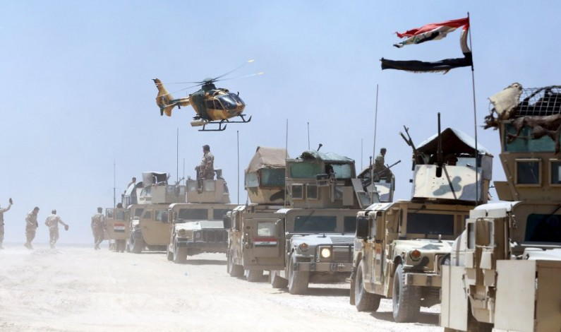 Official: US Army Advisors Fail to Prevent Iraqi Forces from Capturing Anbar University