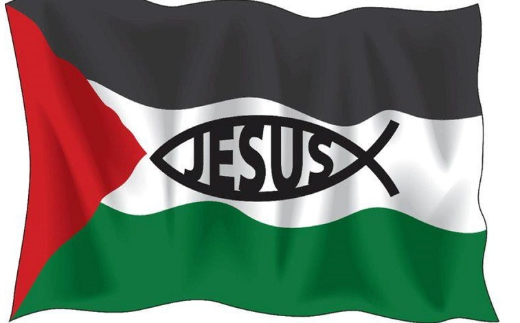 Book Launch:  Jesus Was A Palestinian