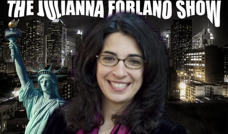 Julianna Forlano Show: The Beatification of Oscar Romera & Mansplaining exposed (Ep. 205)