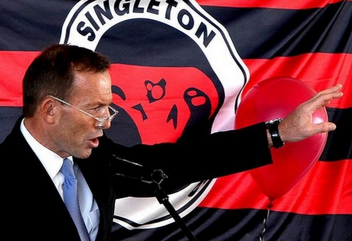 Aussie Jews Attack Abbot for Saying Israeli Backed ISIS Worse than Hitler