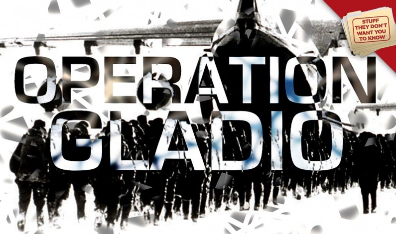 Operation Gladio – Global Subversion, Part One