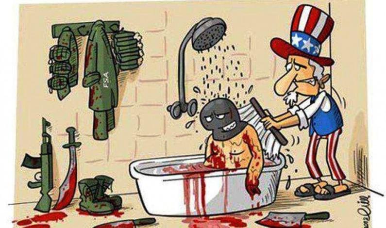 US using terrorism to destabilize states: Political expert