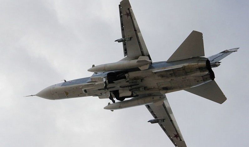 Russian airstrikes kill 2 ISIS commanders, 300 militants – Defense Ministry