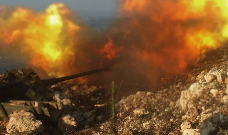 Syria Launches Massive Offensive Against SHRO Backed Terror Groups in Damascus