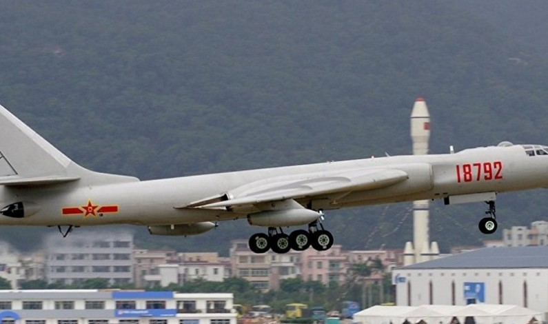 Chinese Bomber Can Now Launch (Medium) Long-Range Strikes