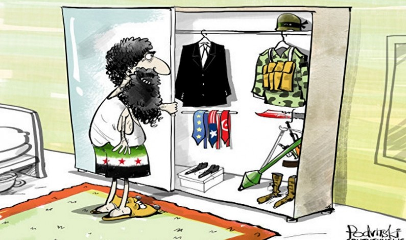 """FSA Visit to Moscow Proves """"There is no real FSA"""""""