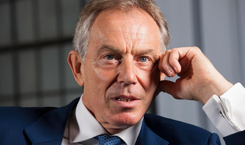 Tony Blair: Dear England and America, We Screwed Up Iraq and Created ISIS