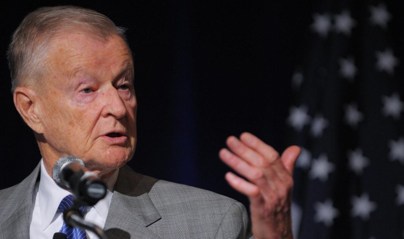 Brzezinski to Putin: Stop hitting OUR al-Qaeda or it's World War III