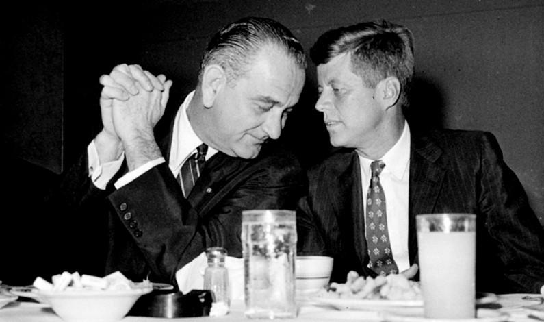 Lyndon Johnson led a coup against JFK – Israel involved