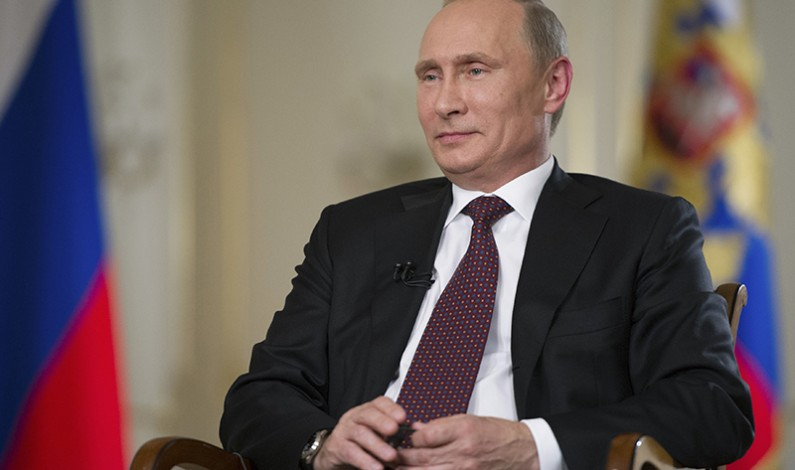 Putin's Wild Card in Syria